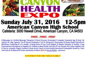 5th Annual American Canyon Health Expo