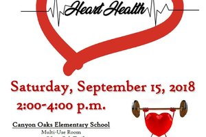 Wellness Corner - Heart Health: Sept 15